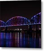 Big Four Bridge 2217 Metal Print