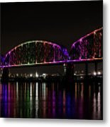 Big Four Bridge 2219 Metal Print