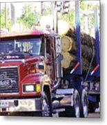 Big Mack Metal Print