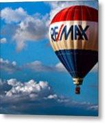 Big Max Re Max Metal Print