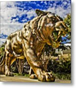 Big Mike Metal Print