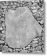 Big Rock Metal Print