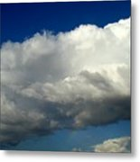 Big Sky Little Rainbow Metal Print
