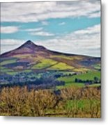 Big Sugarloaf Mountain Metal Print