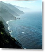 Big Sur Majesty Metal Print