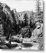 Big Thompson Canyon Metal Print