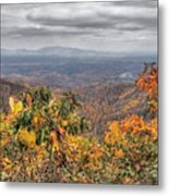 Big Valley Metal Print