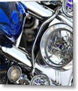 Bike-4 Metal Print
