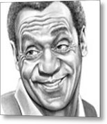 Bill Cosby Metal Print