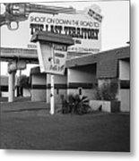 Billboard The Last Territory Tucson Arizona 1987 Metal Print