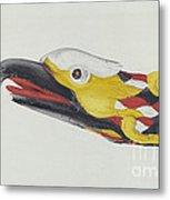 Billet Head: Eagle Metal Print