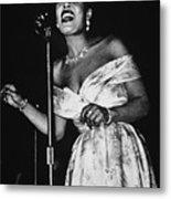 Billie Holiday Metal Print by American School