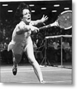 Billie Jean King Metal Print
