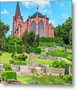 Billinge Church Metal Print