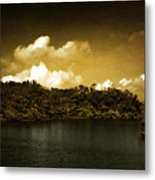 Billings  Metal Print