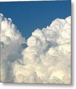 Billowing Clouds 1 Metal Print