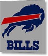 Bills Football Club Metal Print