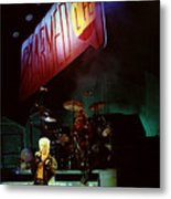 Billy Idol 90-2277 Metal Print