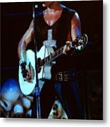 Billy Idol 90-2302 Metal Print