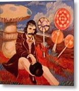 Billy Wonka 2  Metal Print