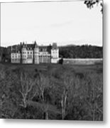 Biltmore Mansion Metal Print by Michael Tesar