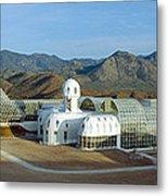 Biosphere 2, Arizona Metal Print