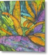 Bird Of Paradise I Metal Print