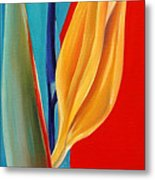 Bird Of Paradise2 Metal Print