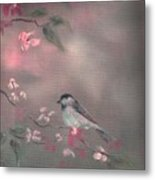Bird Study Metal Print