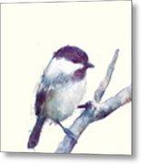 Bird // Trust Metal Print