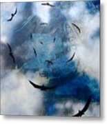 birds of apocalypse VI Metal Print