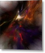 Birth Of A Thought Metal Print