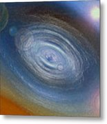 Birth Of A Universe Metal Print