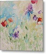 Birth Of Spring Metal Print