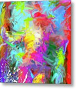 Birth Of Venus Metal Print