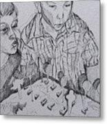 Birthday Boy Metal Print