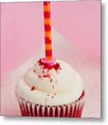 Birthday Cake Metal Print