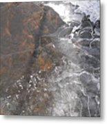 Bisection Metal Print