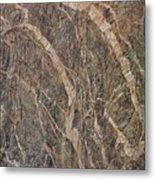 Black Canyon Geology Metal Print