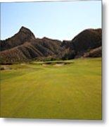 Black Jack's Crossing Golf Course Hole 11 Metal Print