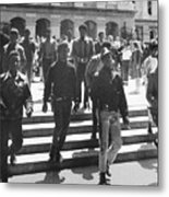 Black Panthers, 1967 Metal Print