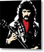 Black Sabbath No.02 Metal Print by Caio Caldas