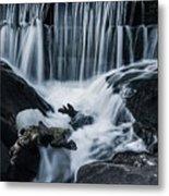 Blackstone Falls Metal Print