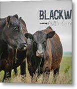 Blackwater Mug Metal Print