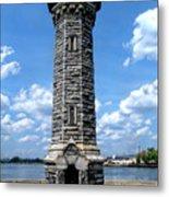 Blackwell Island Lighthouse Metal Print