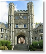 Blair Hall Princeton Metal Print by John Greim