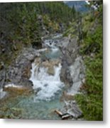 Blakiston Creek Metal Print