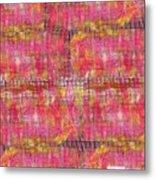 Blanket Metal Print