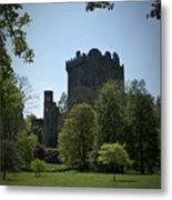 Blarney Castle Ireland Metal Print