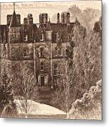 Blarney House Metal Print